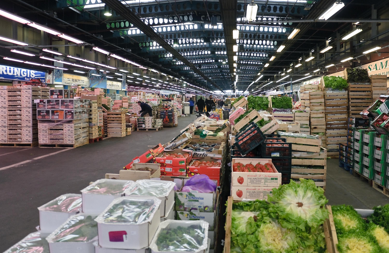 Élelmiszer nagyker friss, minőségi termékekkel