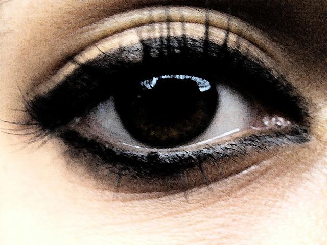 Hialuronsav krém karikás szemre