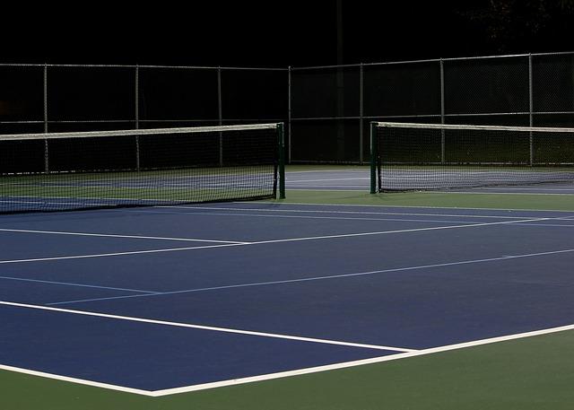 Kiváló teniszpálya