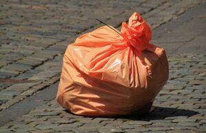 Praktikus kellék a műanyag zsák