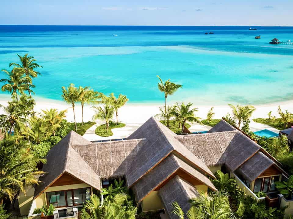 Mit kínál a Maldív szigetek szállás?