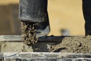A zsákos beton előnyeiről röviden