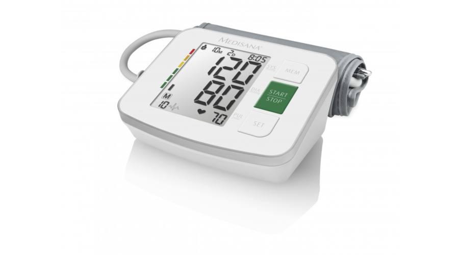 Kisméretű, felhasználóbarát vérnyomásmérő