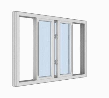 A tokosztós ablak sajátosságainak bemutatása